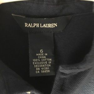 Ralph Lauren adorable dress - worn her nice